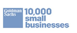 Certified with the Goldmans Sachs Small Business Programme