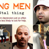 Talking Men film for My Time