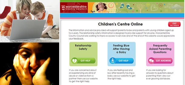 WCC Virtual Children's Centre Pilot Project