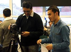 Aidem Digital runs Digital Media Workshop