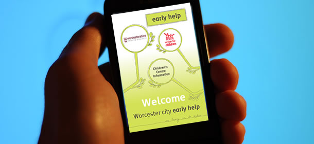 'Early Help' WCC App