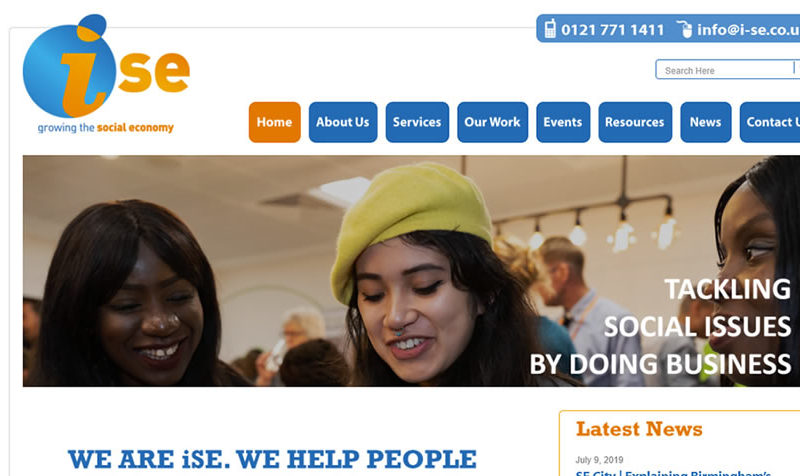 ise website